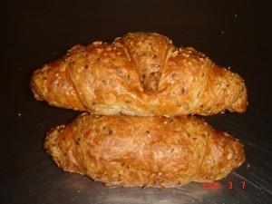 129 Meergranen Croissants